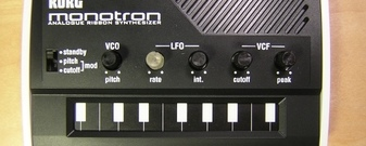 Korg Monotron Mods and Resources Thumbnail Image