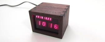 Retro LED Clock Thumbnail Image